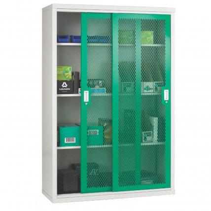 Bedford Steel Mesh Door Cabinets