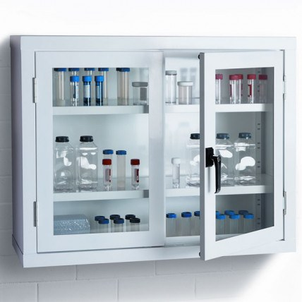 Wall Fixed Steel Cabinets