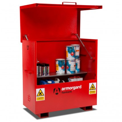 Flammable Site Storage