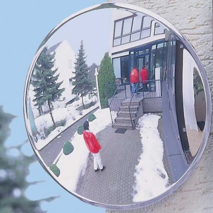 Outdoor Safety Mirrors