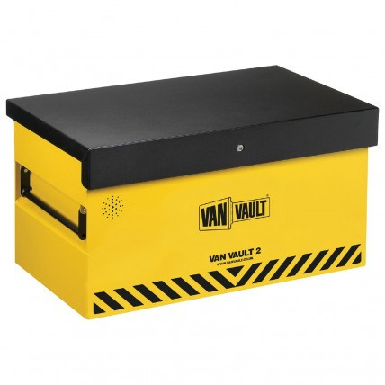 Van Vault Vehicle Security