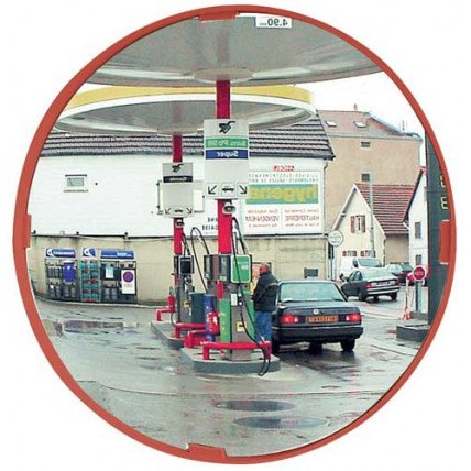 Vialux Traffic Mirrors