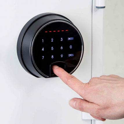 Fingerprint Home Safes