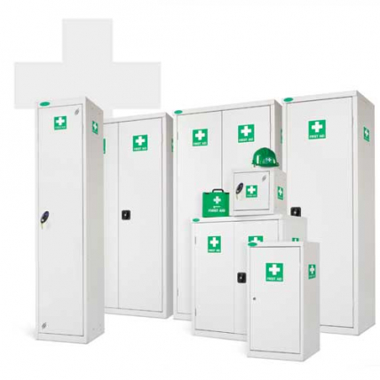 Medical and First Aid Cabinets