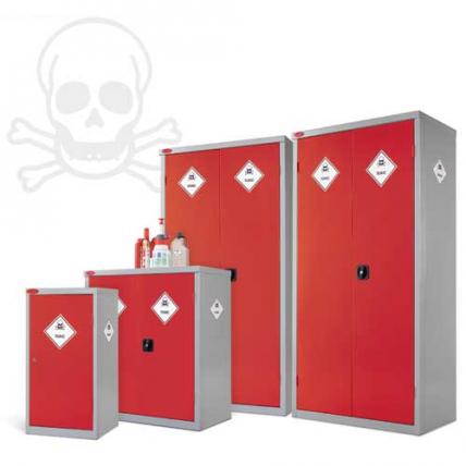 Toxic Storage Cabinets