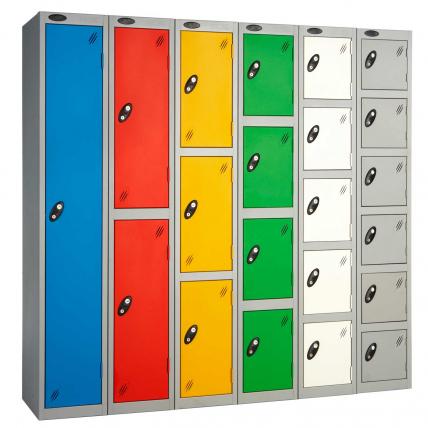 Probe Metal Lockers