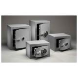 Securikey Mini Vault Silver Safes