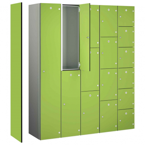 Aluminium Wet Area Lockers