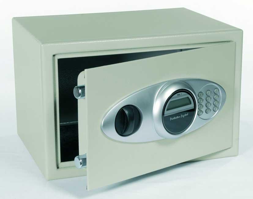 Safe Saver Protector LCD Digital Home Cash Safe