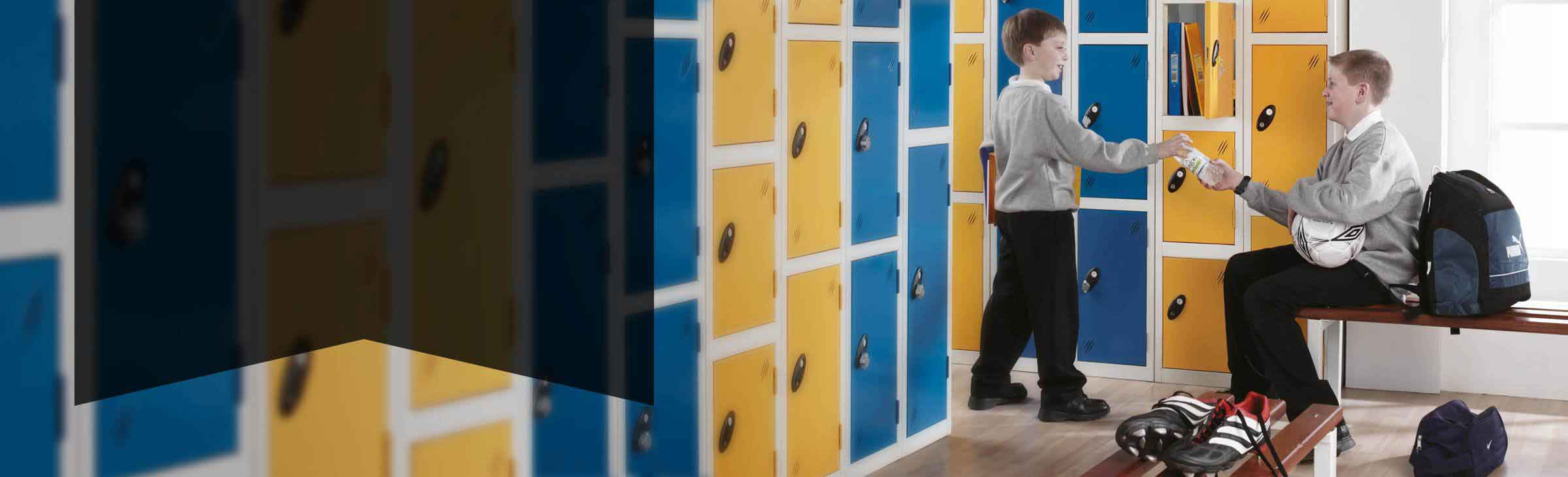 Lockers for Schools and Business
