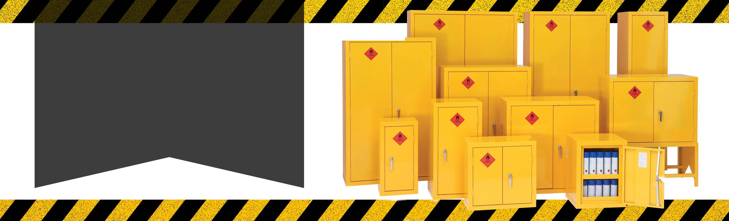 COSHH Hazardous Substances Storage